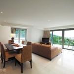 Seaview 2 bedrooms condo in Kata