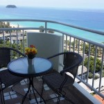 Two Bedroom seaview high-rise condo in Karon