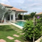 Villa and 1 bungalow on a lanf of 700 sq.m.