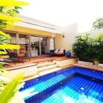 Hot Deal 4.2 MTHB only! 1 bedroom villa with private pool near Bangtao beach