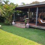 Charming villa with balinese style