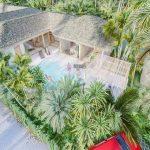 new tropical villa near fisherman village